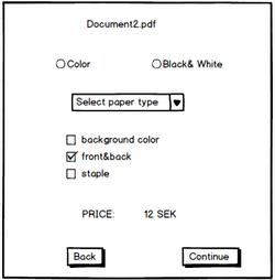 Customize your print