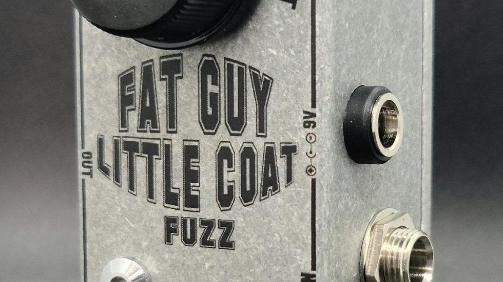 Fat Guy Basics - No Frills Fat Guy Little Coat Fuzz