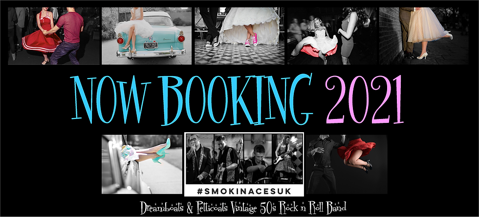 smokin aces vintage 1950s dreamboats & p