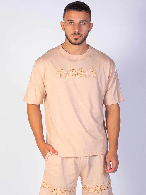 T-shirt – Beige
