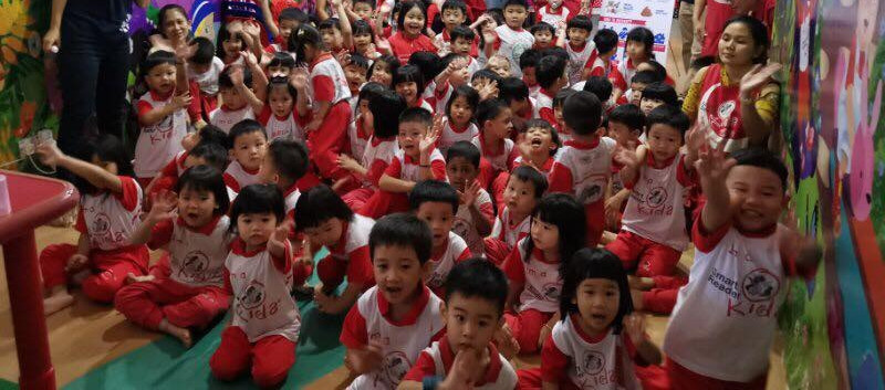 Smart Reader Kids Kuching,March,HFMD Tal