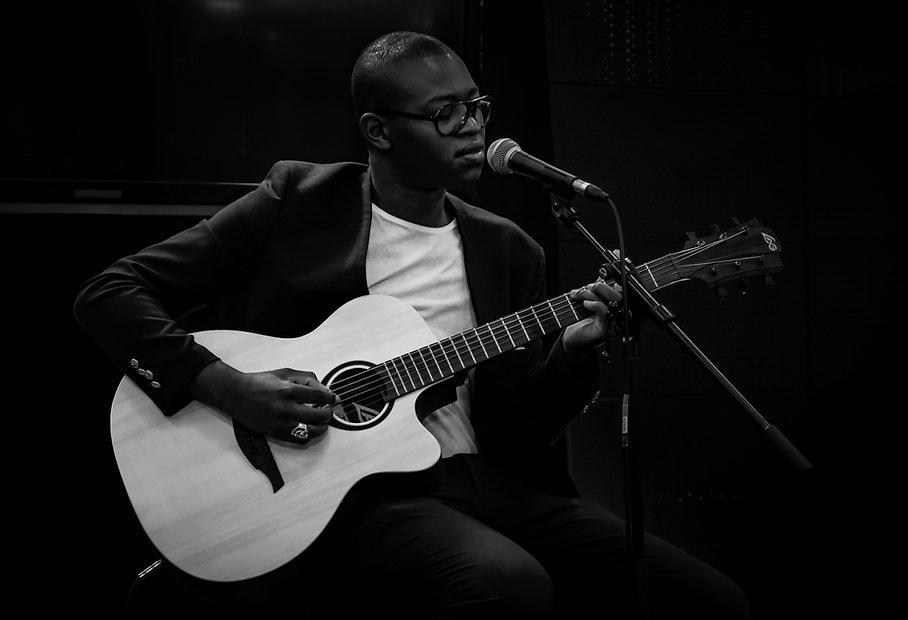 Eric Maseko photographié par Jessie Galesne®