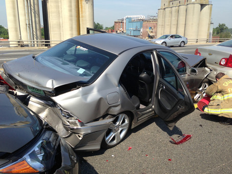Most Common Types of Auto Accidents in Charlotte, North Carolina