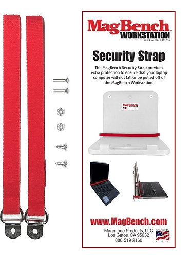 MagBench Security Strap Kit