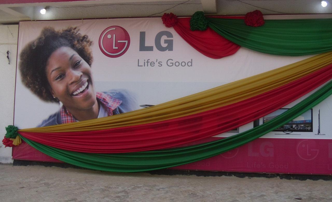 Featured in Nigeria