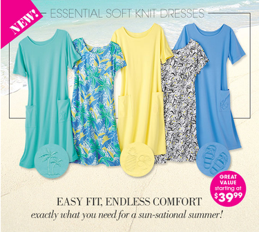 Knit Wit Style For Sun-Lovin' Days