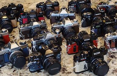 vintage camera restoration