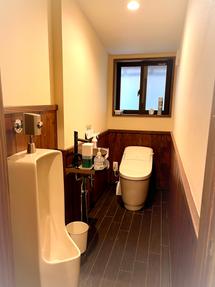 2階共有男性用トイレ