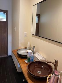 2階女性共有洗面所