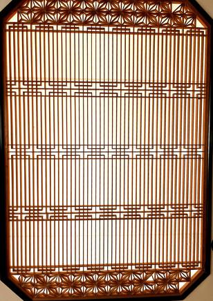 長野県伝統工芸の組子細工と長野県飯山市の伝統工芸品の内山和紙