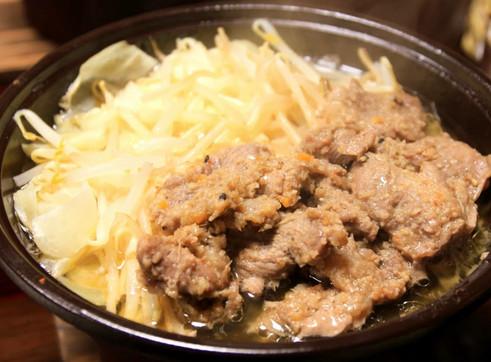信州新町産羊肉のジンギスカン