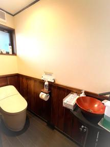 1階女性共有トイレ