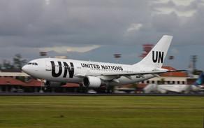 U.N. Airbus A-310