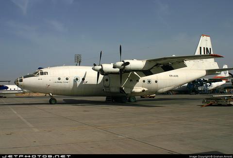 U.N. Antonov AN-12