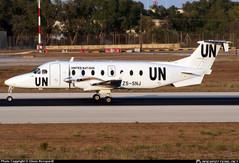 U.N. Beechcraft 1900