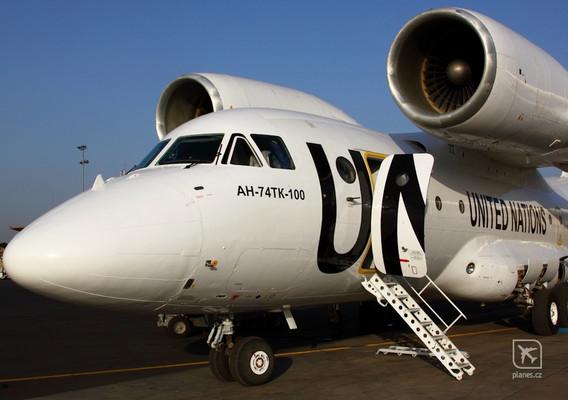 U.N. Antonov AN-74