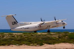 U.N. DHC-8