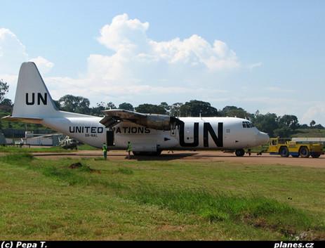 U.N. L-100 (C-130)