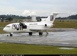 U.N. Boeing B-727