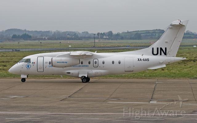 U.N. Dornier Jet 328