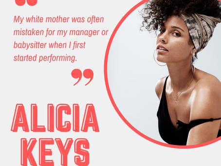 April 9, 2021: Famous Fridays - Alicia Keys