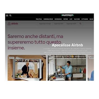 Apocalisse Airbnb. Il turismo si ferma e Airbnb nell'anno del debutto in borsa licenzia 1.900 dipendenti. I 200 mila Host italiani ...