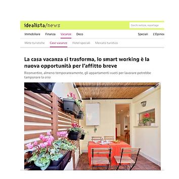 La casa vacanza si trasforma, lo smart working è la nuova opportunità per l'affitto breve