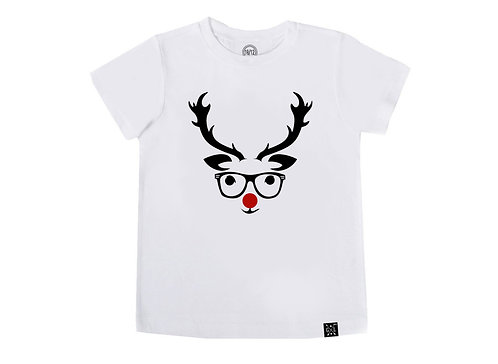 Hipster Rudolph Tee