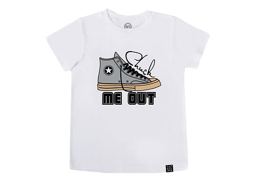 Chuck Me Out Tee
