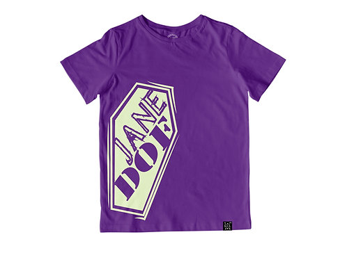 John/Jane Doe glow in the dark Tee