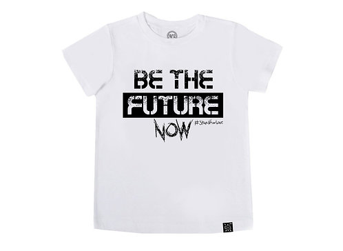 Be The Future Now Tee