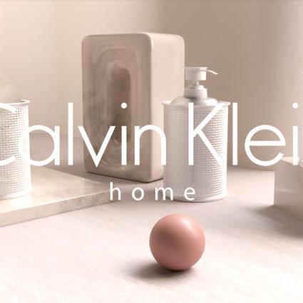 Calvin Klein Home AD