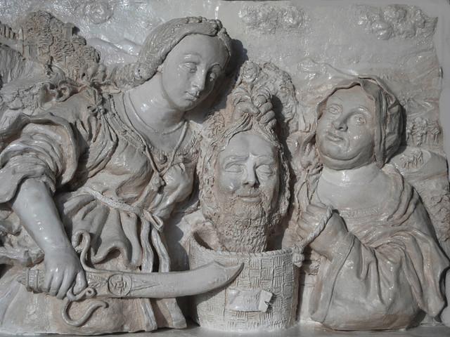 Judith with the head of Holofernes, Marco Palmezzano.
