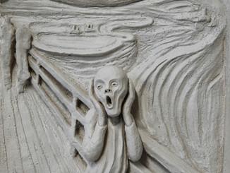 The scream, Munch