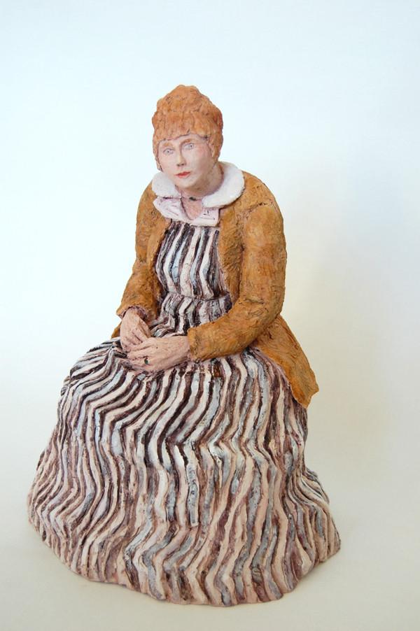Egon Schiele's wife