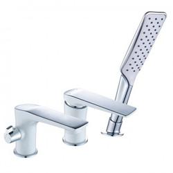 Смеситель для ванны на 3 отверстия ALLEG