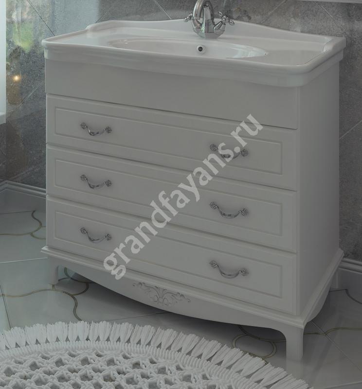 тумба для ванной комнаты leon 85