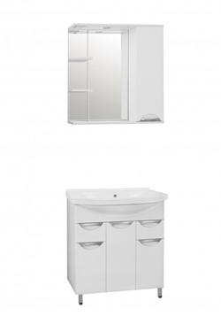Комплект мебели Style Line Жасмин 80 бел