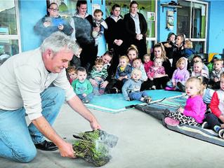 Centre's kids get taste of culture for week
