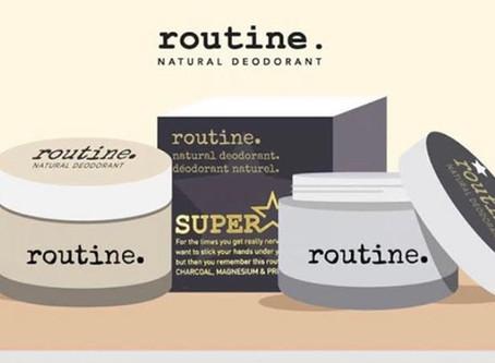 Routine Cream Deodorant