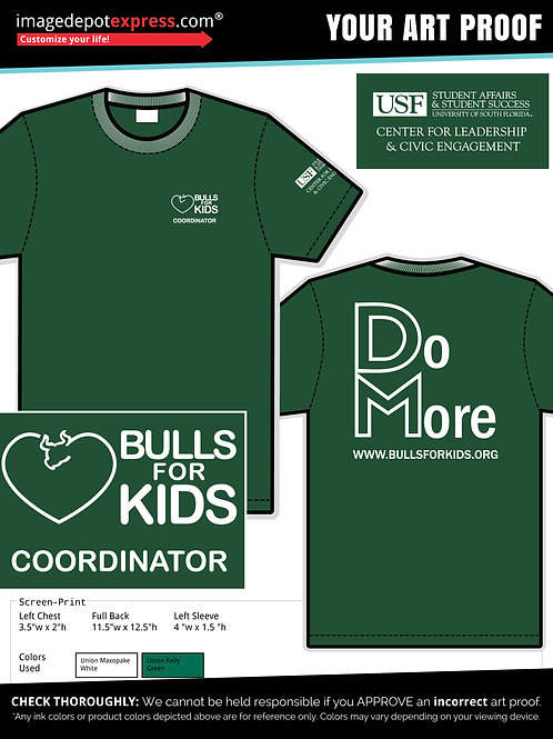 Coordinator Shirt