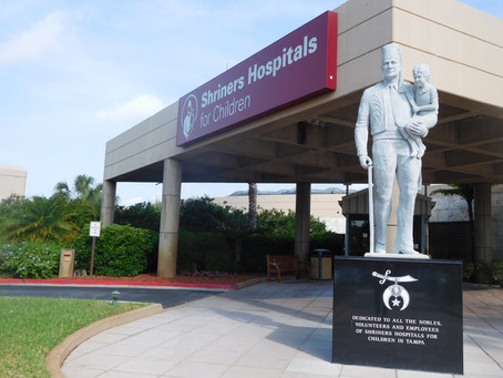 Shriners Hospital for Children - Tampa: The History, The Mission, and Why We Dance