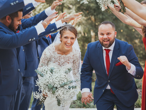 Jacob + Hannah Wedding