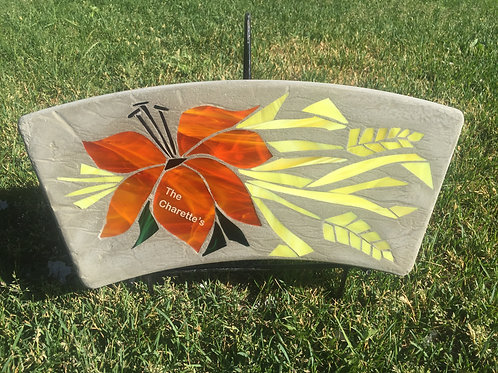 Prairie Lily & Wheat
