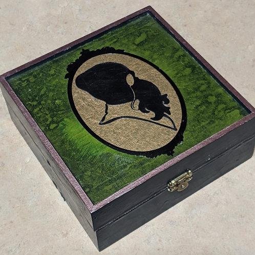 """Dapper Cthulhu"" storage box."