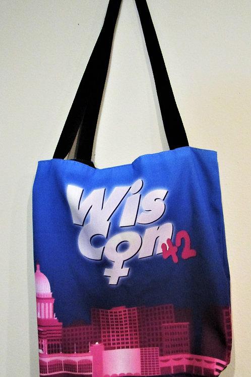 WisCon 42 Canvas Tote