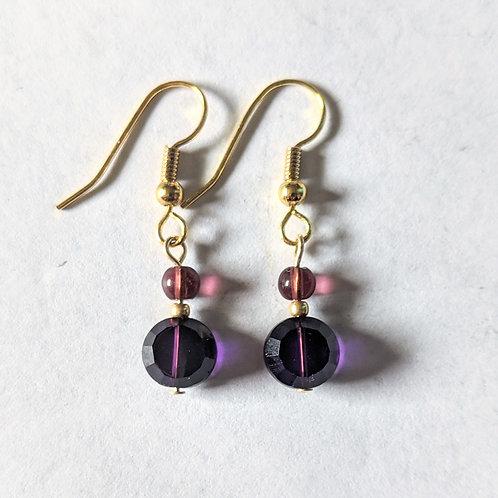 """Petit Royale"" earrings"