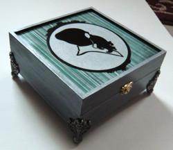 Cthulhu trinket box