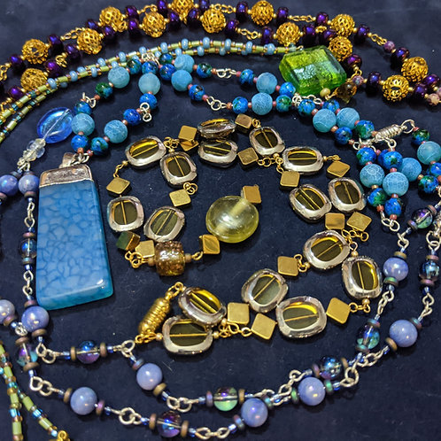 Custom One-of-a-Kind Necklace - Down Payment