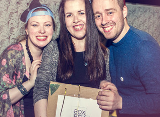 BOX Blog Sessions: Finding your networking niche, with Tom Moriarty